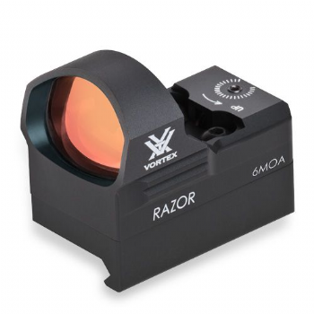 Vortex Razor Red Dot 6 MOA Sight for Rifle, AR, Pistol,Shotgun RZR-2003